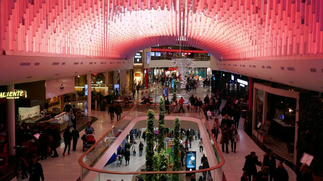 Стокгольм - шопинг