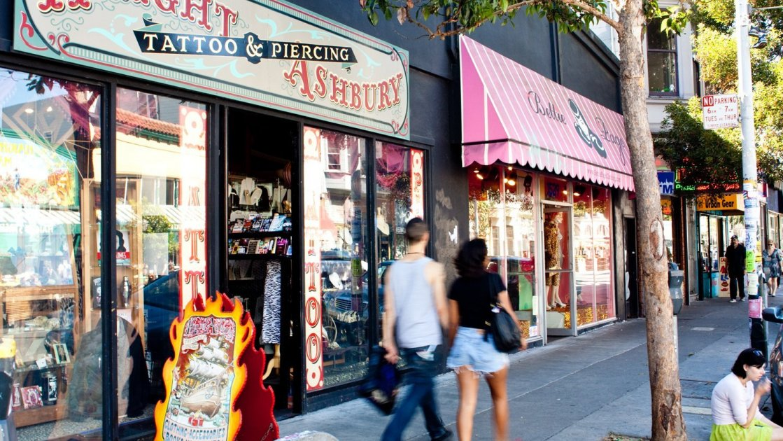 Сан-Франциско - шопинг