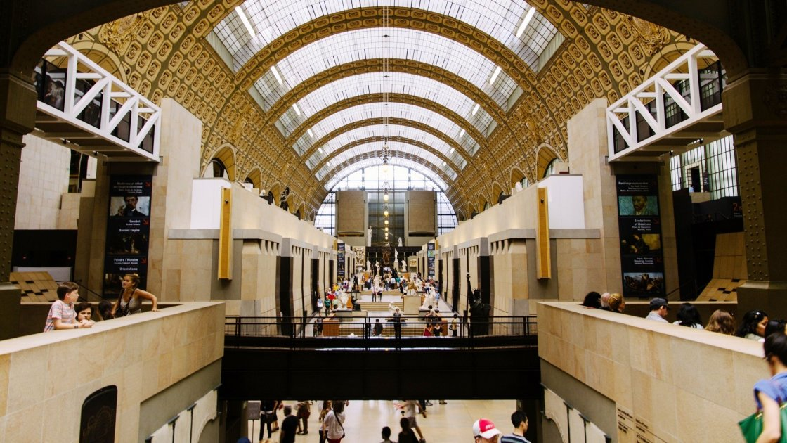 Музей Орсе - Париж