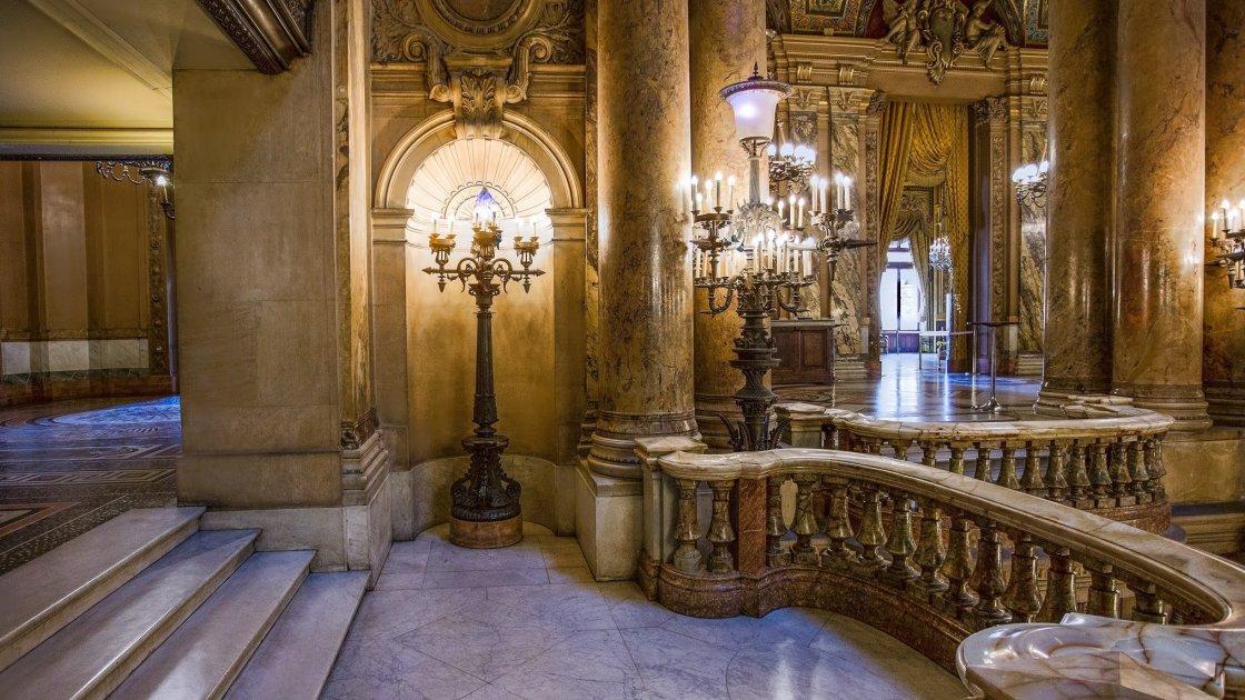 Опера Гарнье - Париж