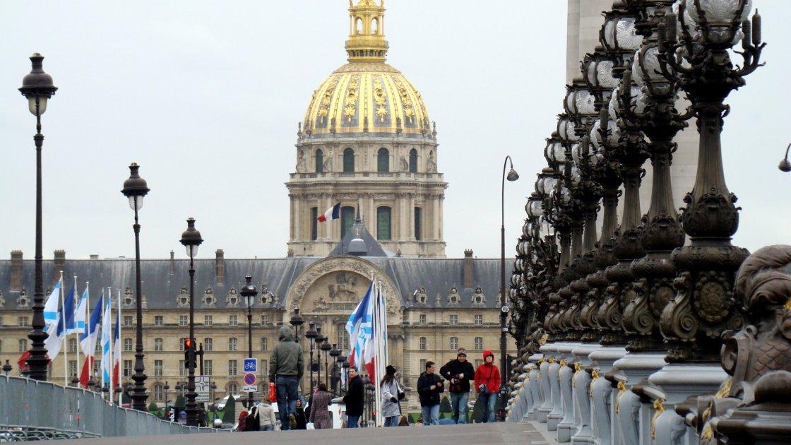 Дом Инвалидов - Париж