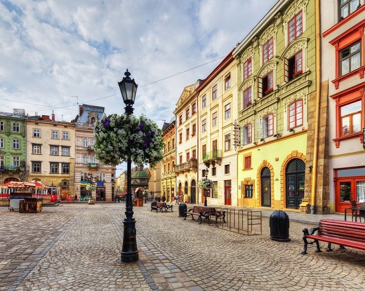 Тур выходного дня во Львов (4 дня)