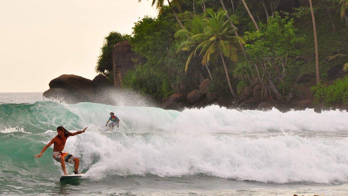 обучения серфингу