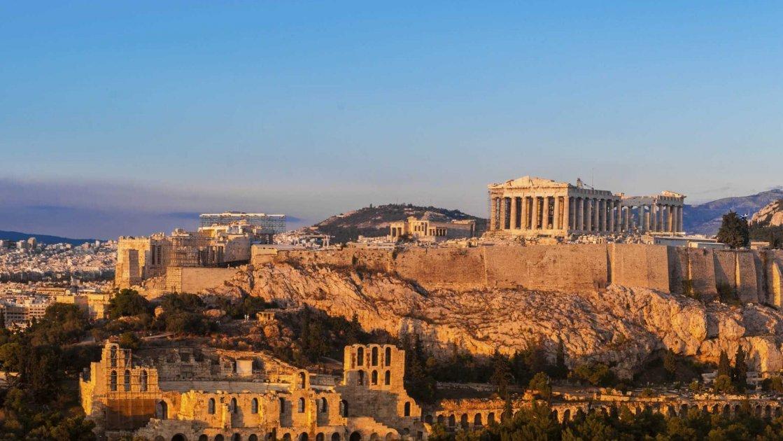 Район Плака - Афины
