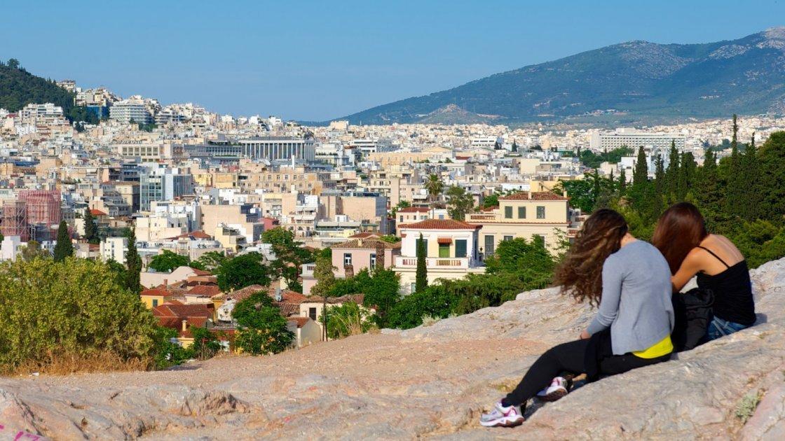 Акрополь - Афины