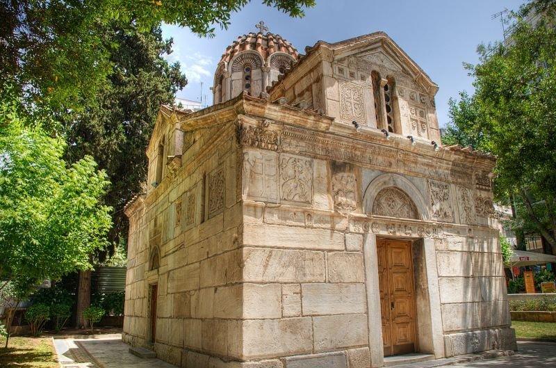 Театр Диониса - Афины