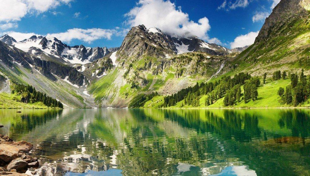 Озера Албании