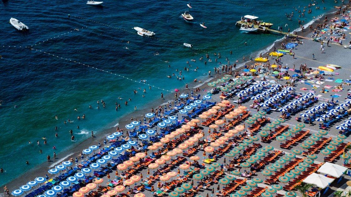 Амальфи пляжи