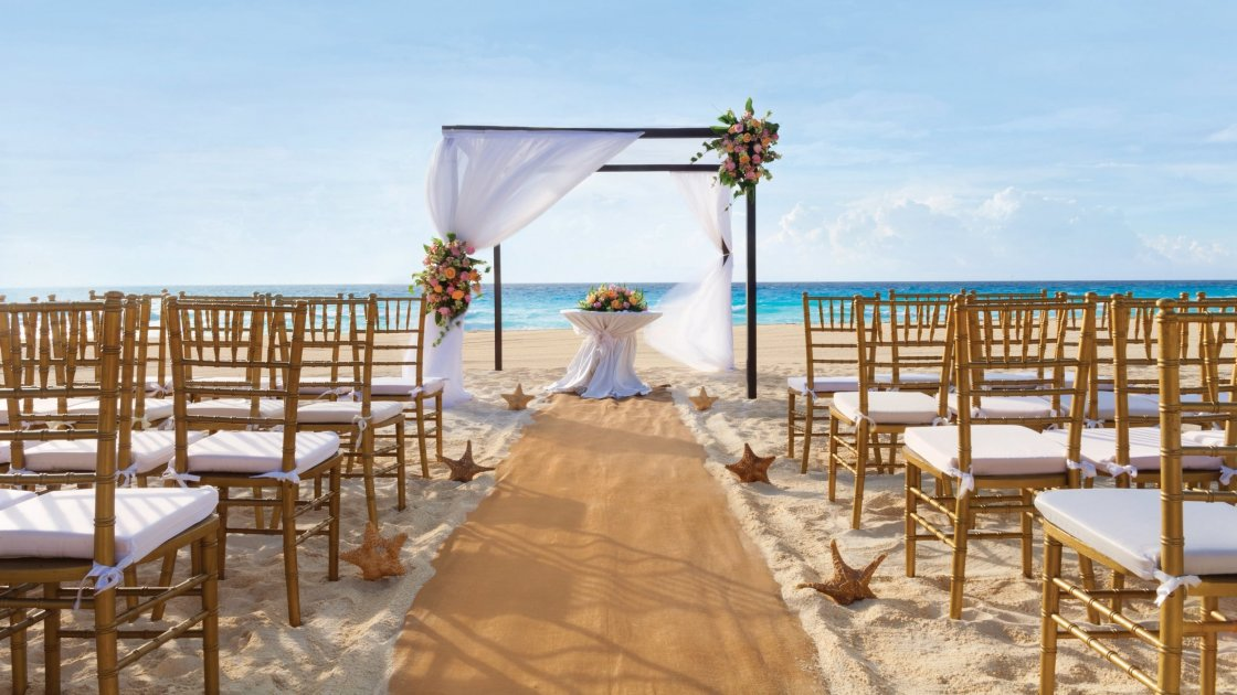 Карибская свадьба