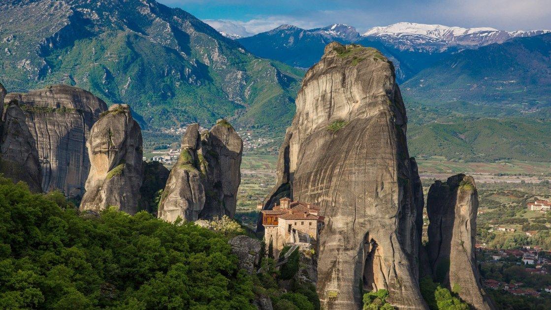 Природные достопримечательности Греции