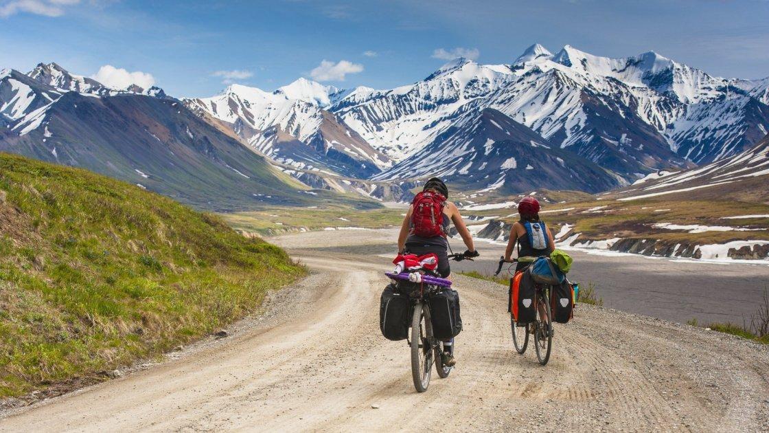 Весь світ: Записки велосипедиста Девід Бірн
