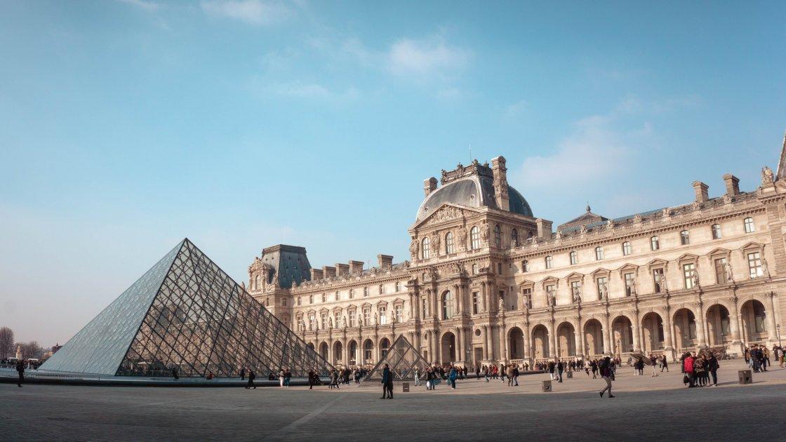 Лувр - Париж