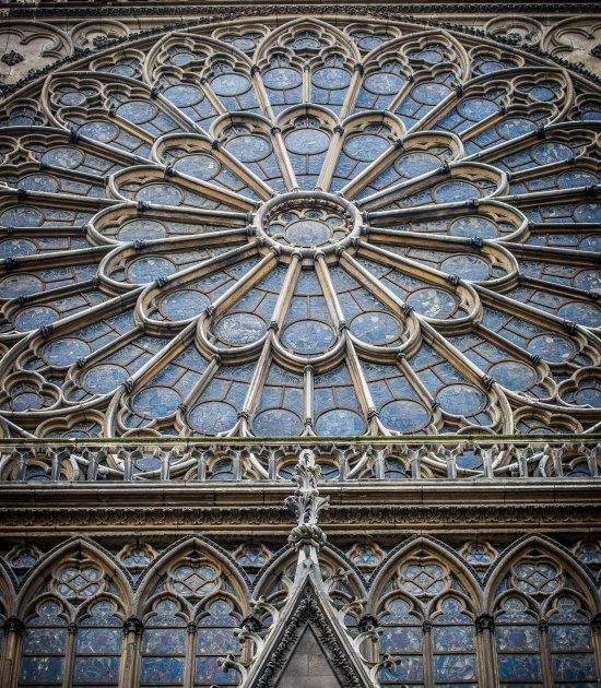 Собор Парижской Богоматери - Париж