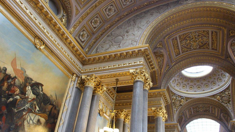 Версаль - Париж