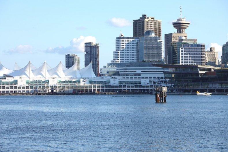 Потрясающие места Ванкувера