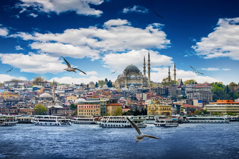 Стамбул. Население Стамбула. Где находится Стамбул. География.