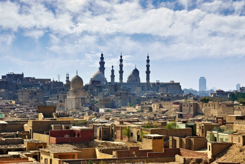 картинка фотография курорта Каир в Египте