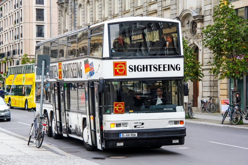 автобус в Берлине