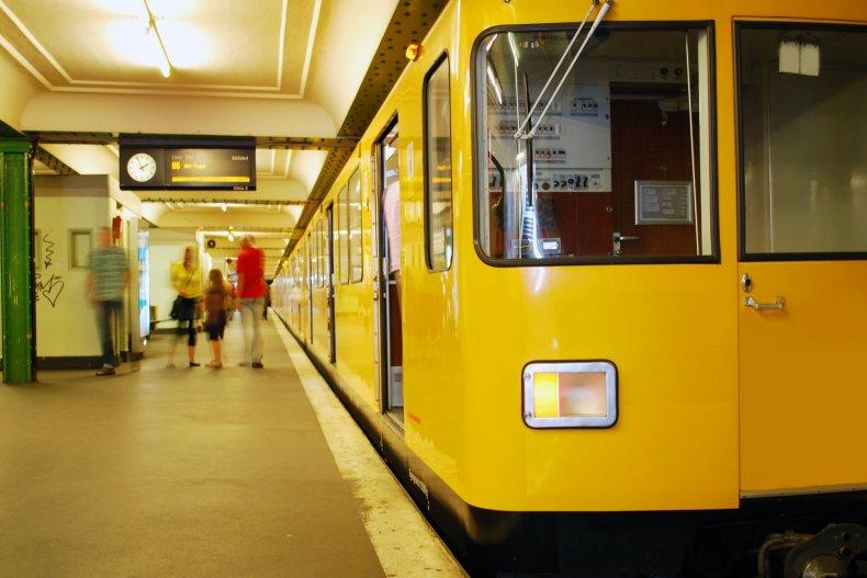 Метрополитен в Берлине