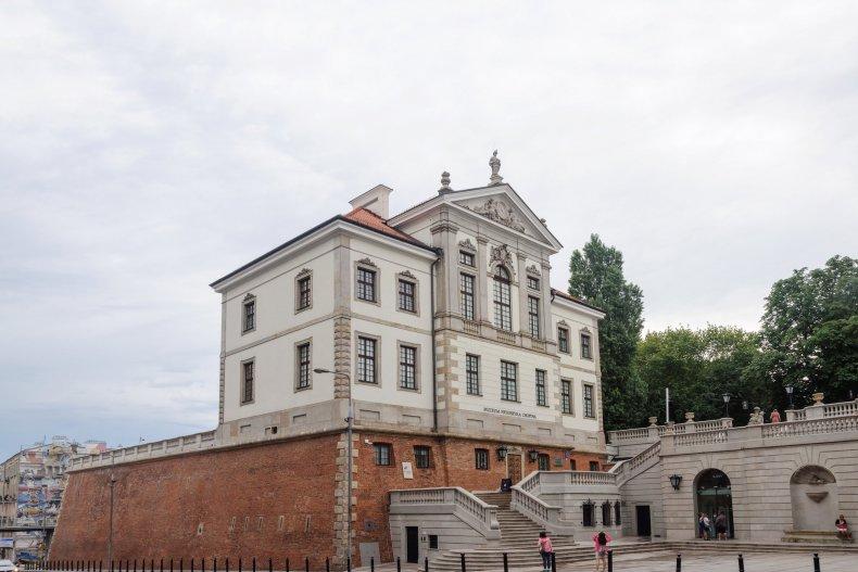 Музей Фредерика Шопена в Варшаве