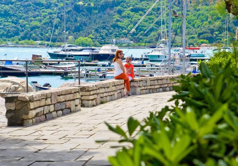 Портовенере - райский уголок Италии