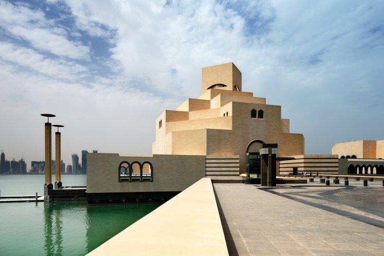 Музей исламского искусства в Дохе