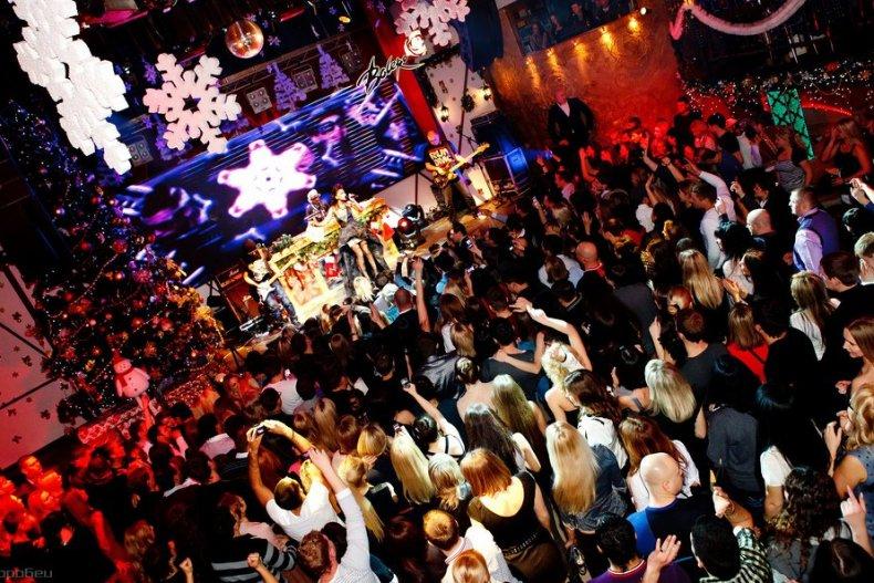 ночные клубы Харькова