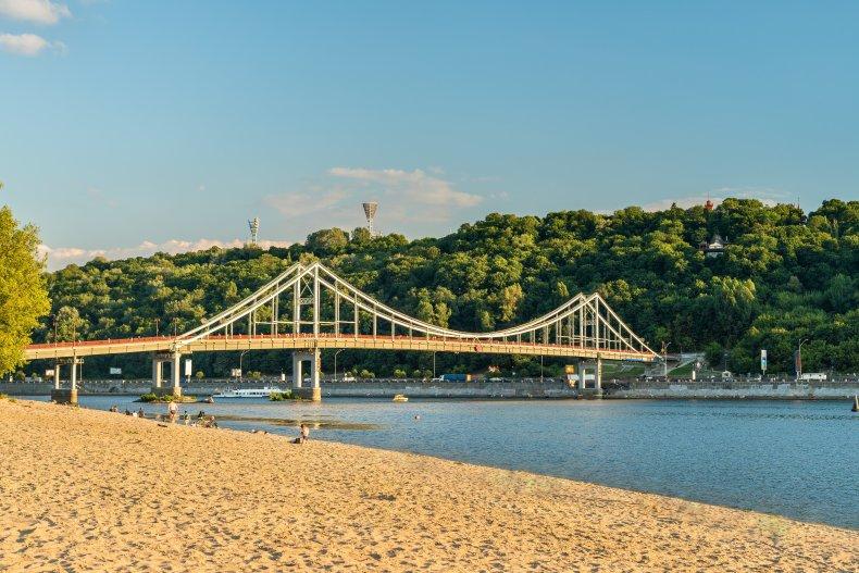 отдых на Днепре в Киеве