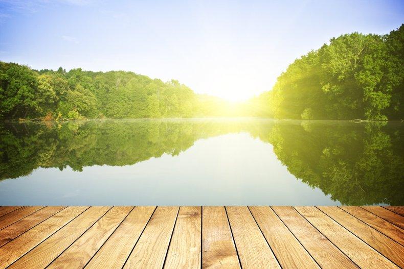 отдых под киевом у озера