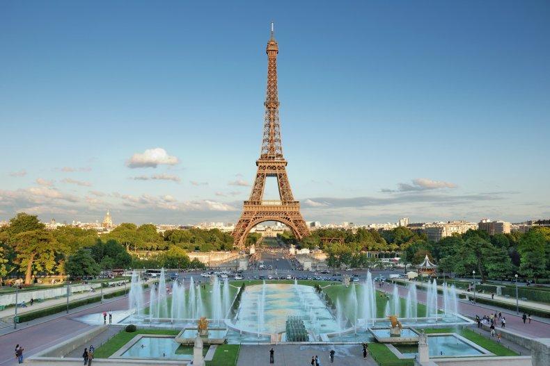 Экскурсионный тур на майские праздники. Париж – Бенилюкс