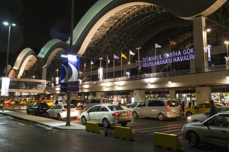 Международный аэропорт Стамбул Сабиха Гёкчен