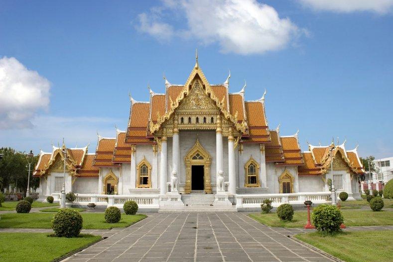 Ват Бенчамабопхит (Мраморный храм), Бангкок