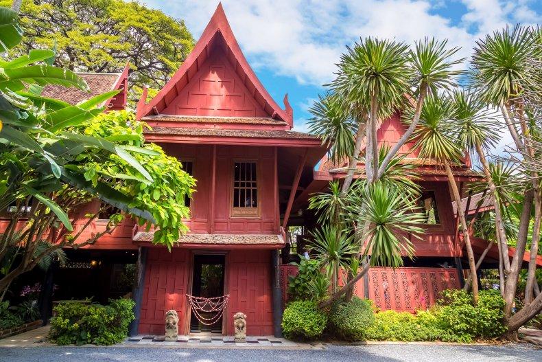 Дом Джима Томпсона, Бангкок