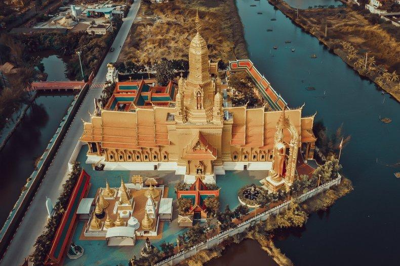 Древний город Муанг Боран, Бангкок