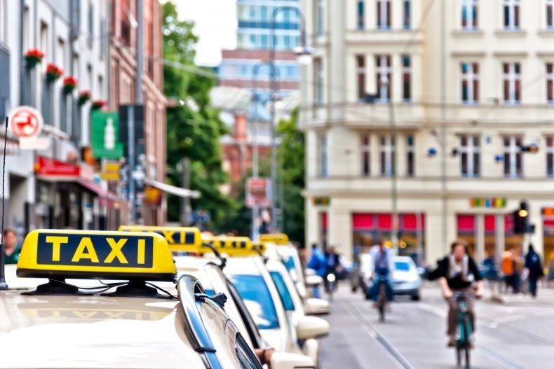 Такси в Берлине