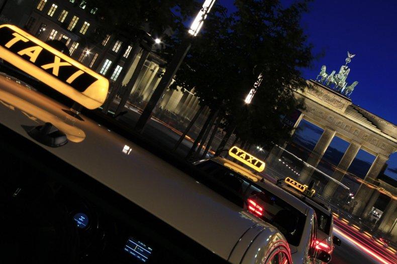 такси, Германия