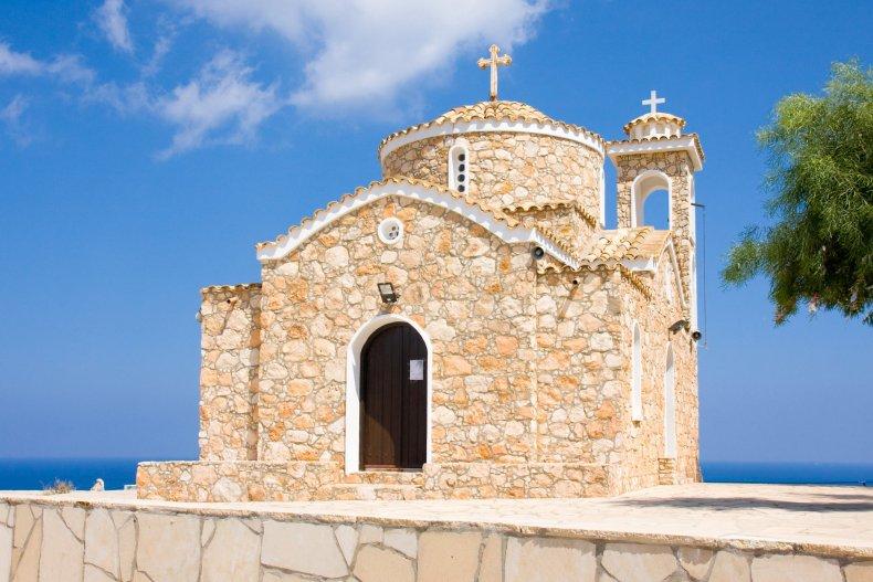 Церковь Агиос Илиас