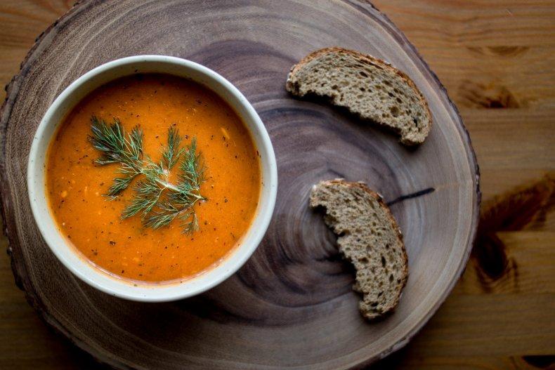 турецкий суп - тархана