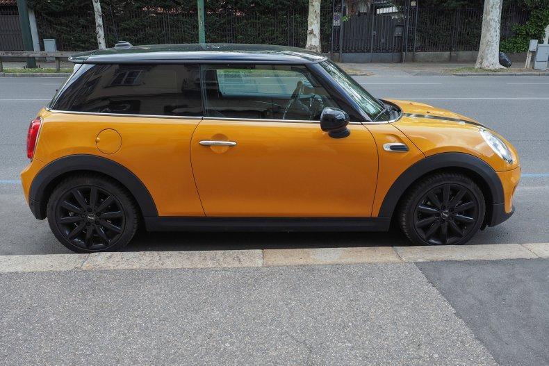 Автомобиль в Турине