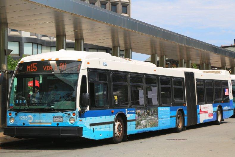 Автобус до Нью-Йорка