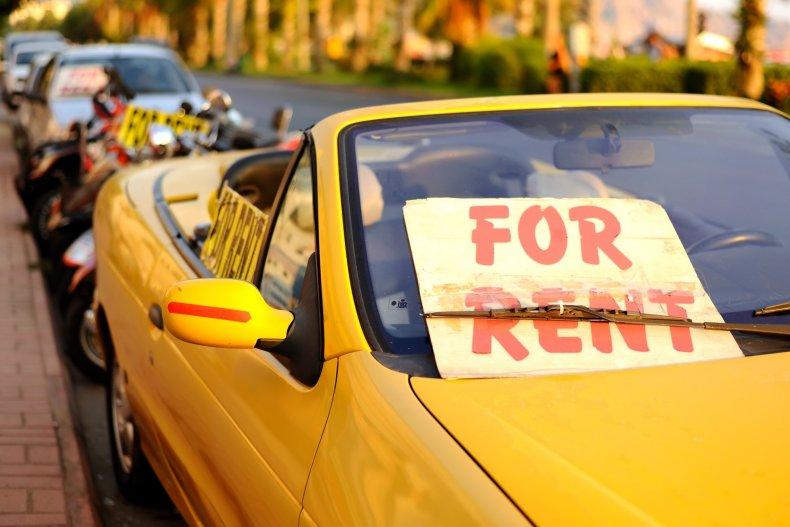 прокат авто в кемере цена
