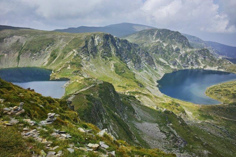 Семь Рильских озер, Болгария