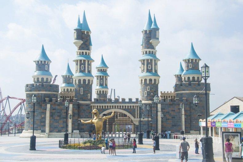 тематический парк vialand