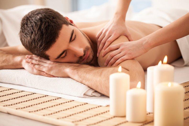 массаж в хамаме Мимоза