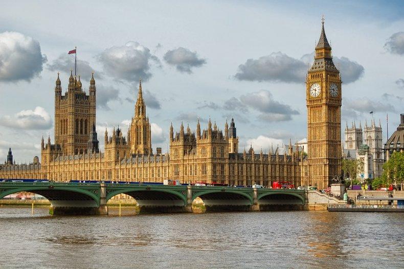 Доклад о достопримечательности британии 1305