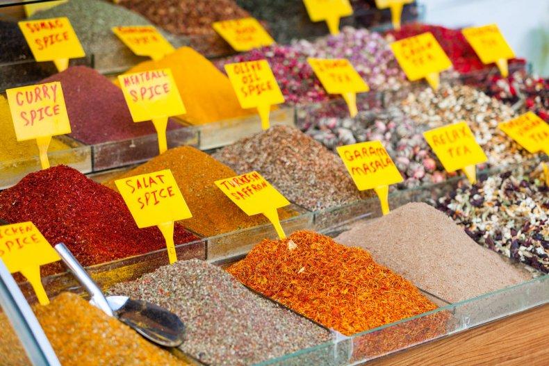 египетский рынок, Стамбул