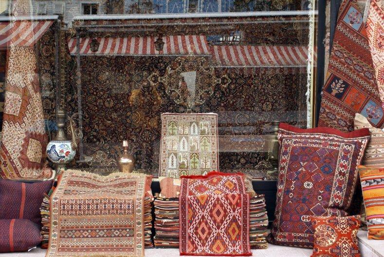 араста базар, Стамбул