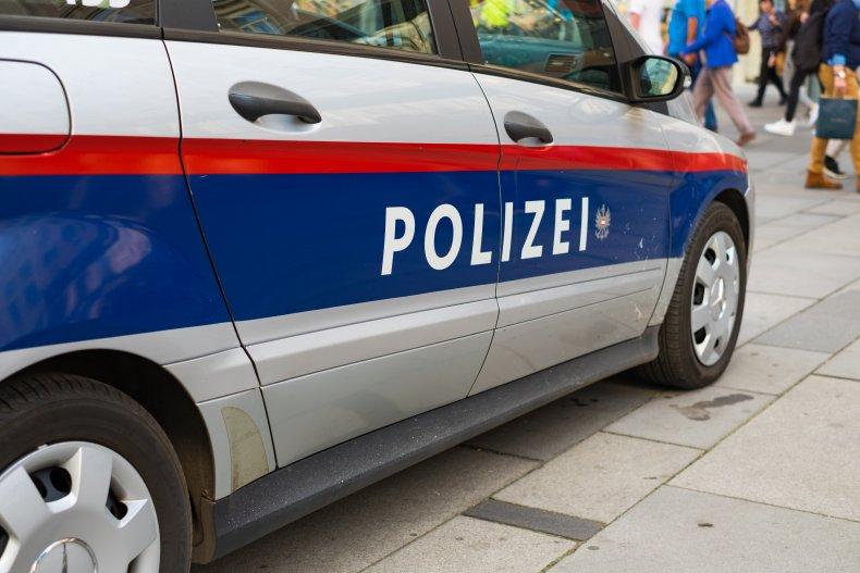 Полиция Вены