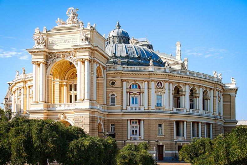 Одесса, Оперный театр