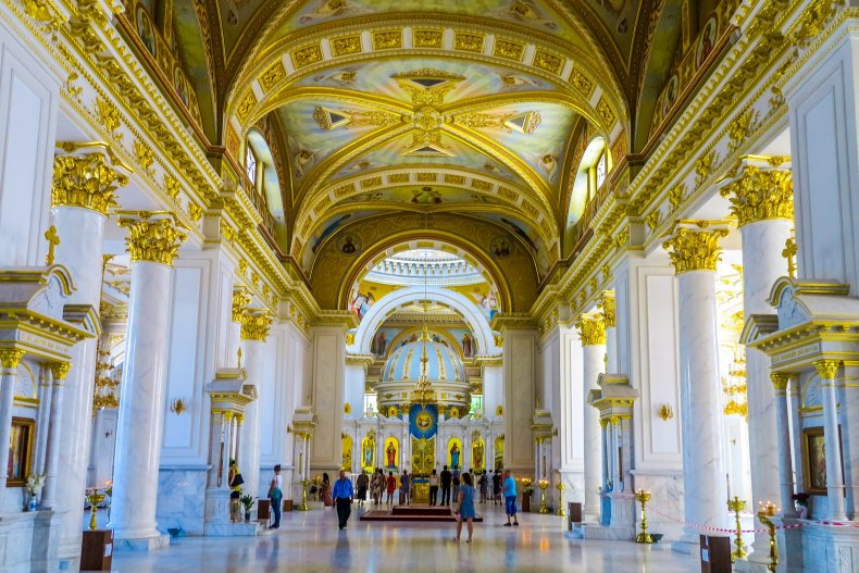 Спасо-Преображенский собор в Одессе